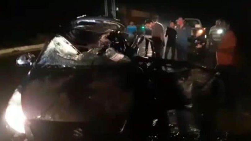 cmho car overturned