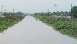 water in canal