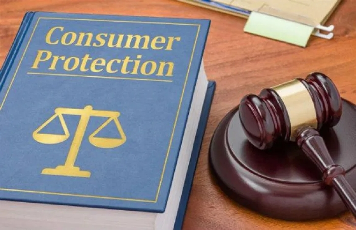 district consumer commission