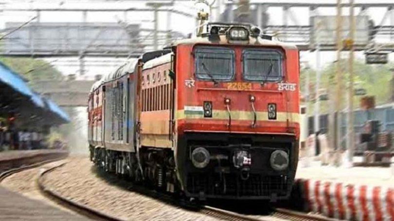 festive special train