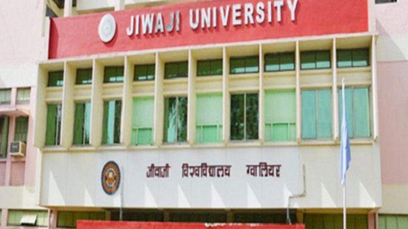 jiwaji university gwalior