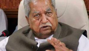keshubhai patel passes away