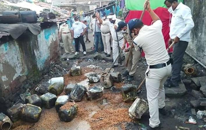 narsinghpur police