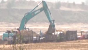 tawa river sand excavation
