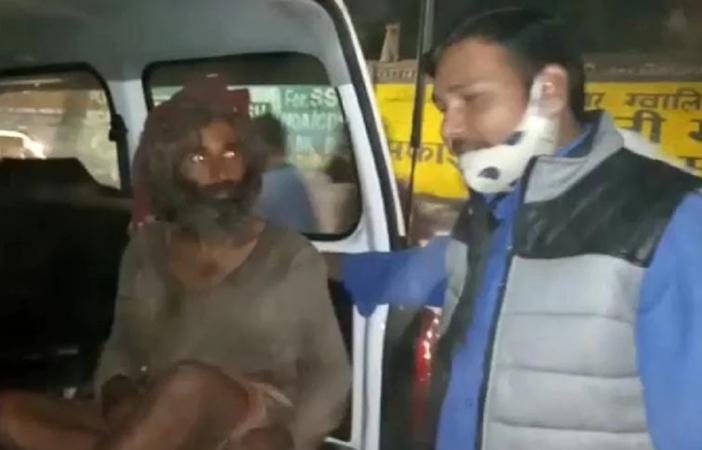 gwalior beggar