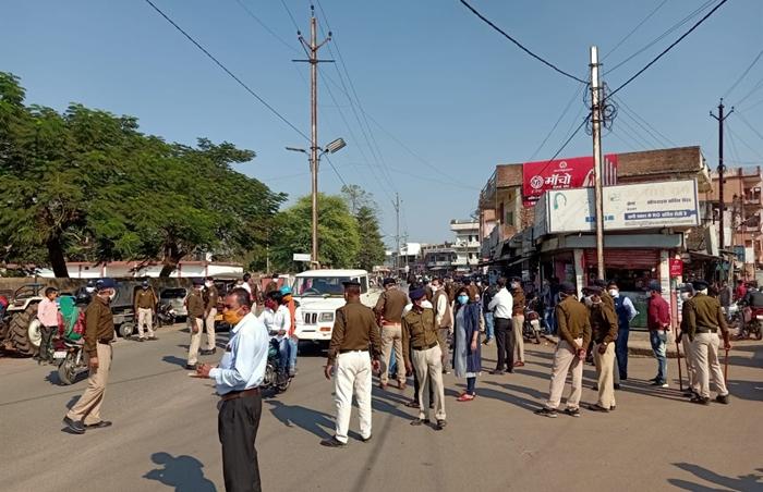narsinghpur covid-19