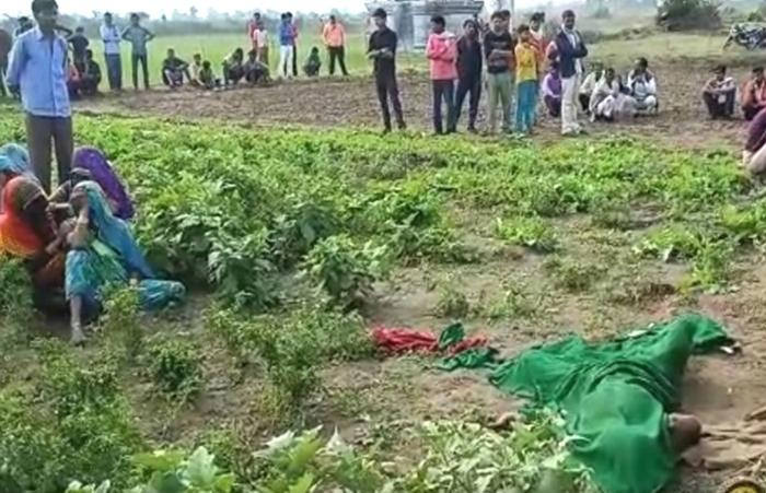 vidisha rape murder