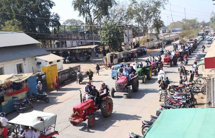 narsinghpur-protest