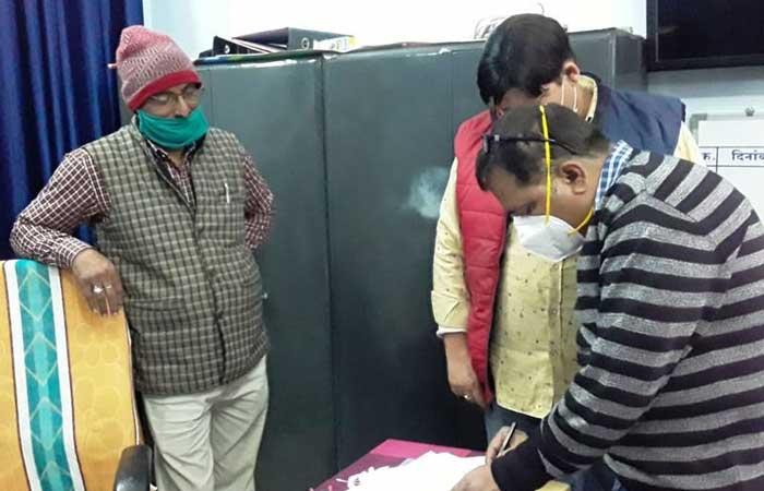 shahdol-doctors-resign