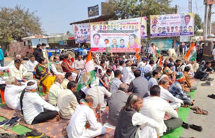 gadarwara-kisan-protest