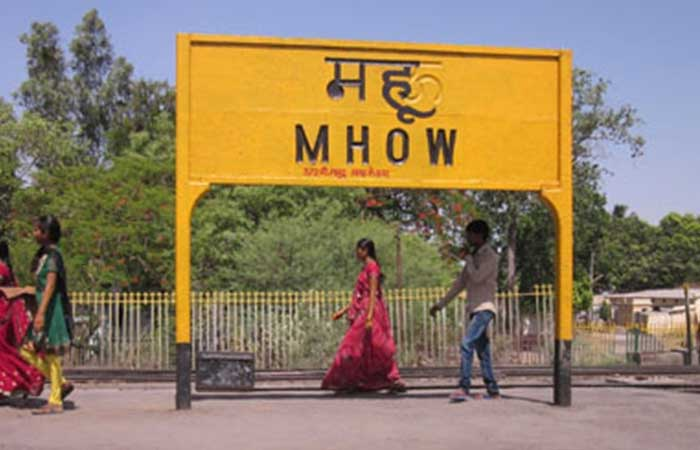 mhow-station