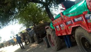 tractors-on-road