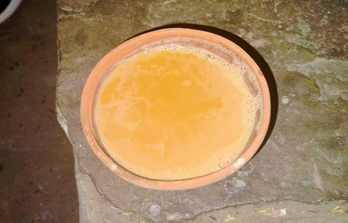 kulhad-chai