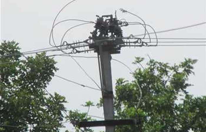 narsinghpur-power-supply-stalled