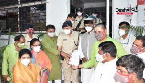 bjp-mla-meet-asp-bhopal