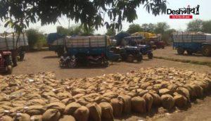 sacks-shortage-narsinghpur