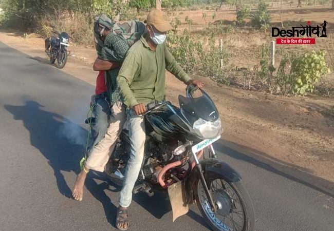 umaria-body-on-bike